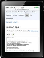 Webbaserad projekthantering med xSentio Redmine